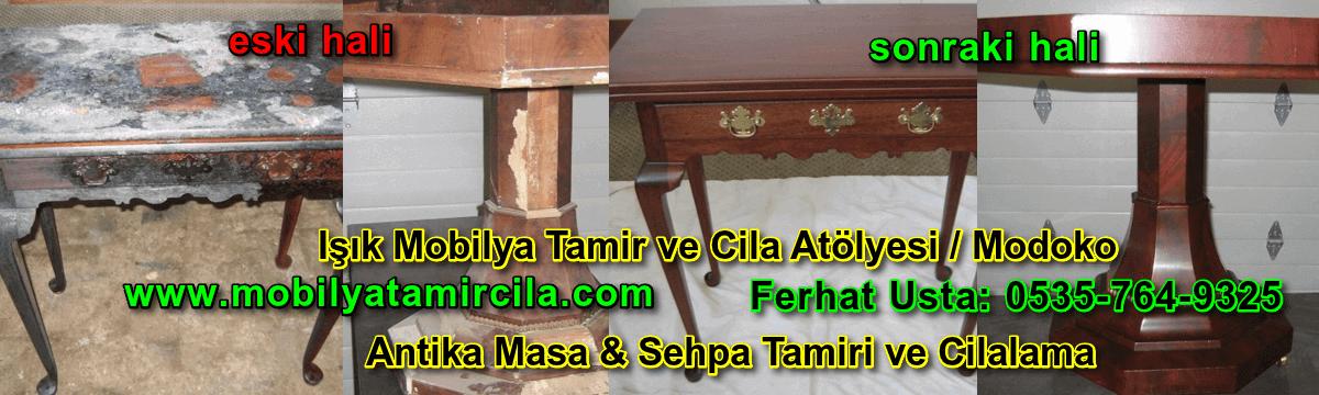 Antika Mobilya Tamir ve Cila - Antika Masa, Antika Sepha Mobilya tamir ve cila