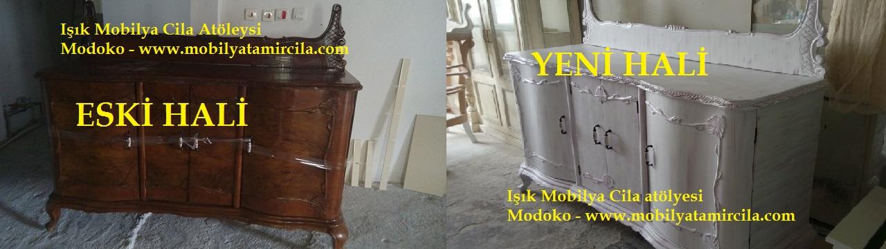 Mobilya Tamir ve Cila